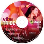 Zumba CD - Vibe Tribe (Rel. 11/09)