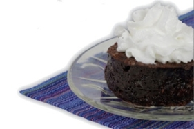 JorgeCruise 2 min cake - Dr Oz
