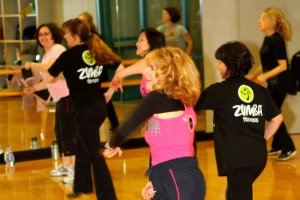 Janice Litvin Zumba at Tice, Walnut Creek