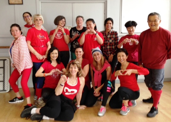 zumbacontacosta-wear-red-day